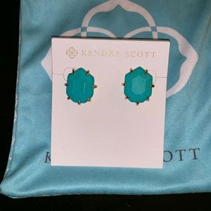 Kendra Scott Teal Morgan's